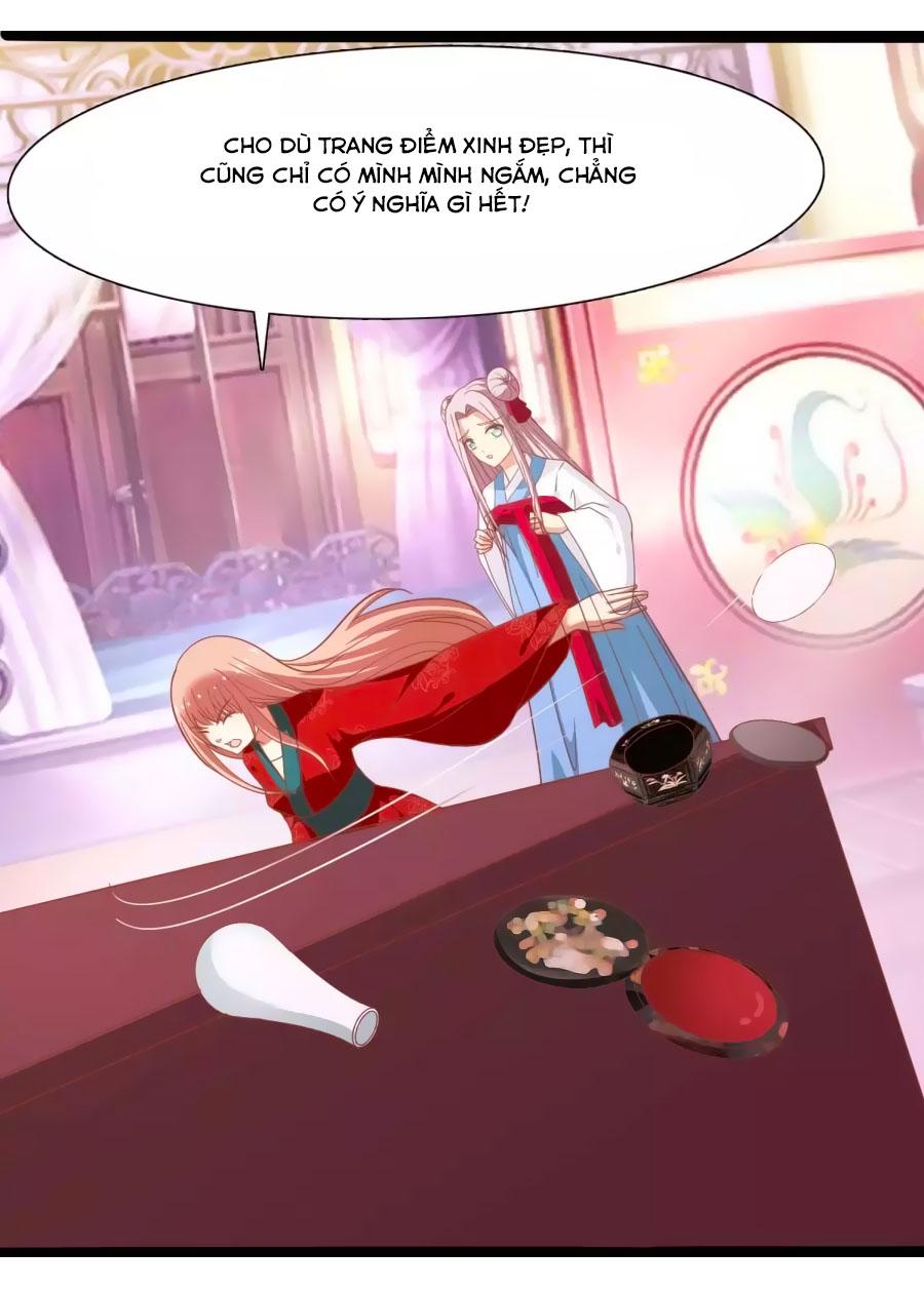 Thỏ Yêu Tiểu Vương Phi chap 41 - Trang 4