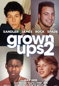 Grown Ups 2 Free Download