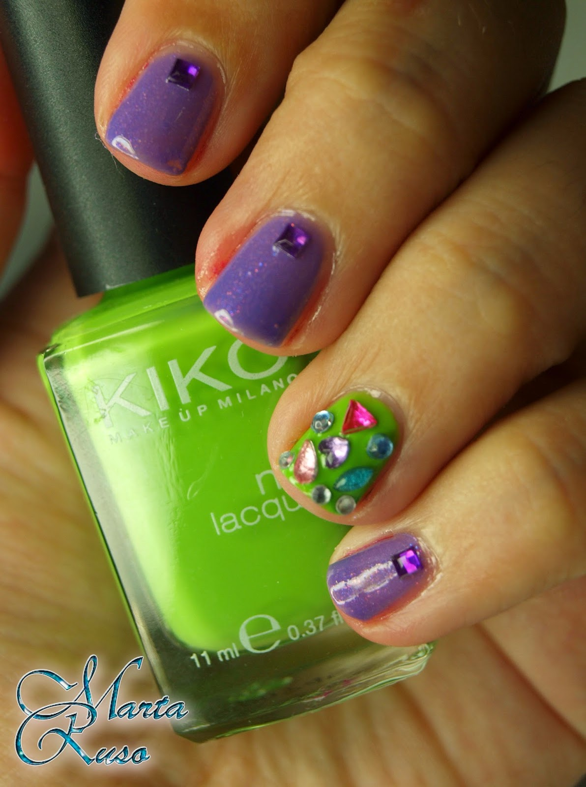 Entre estética y cosmética: #RetoCartoonNetwork - My Little Pony Nails