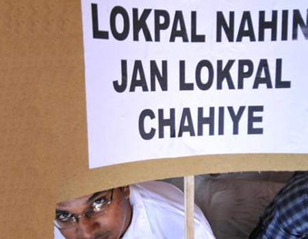 Exit & Opinion Polls India: Jan Lokpal Bill: A critique