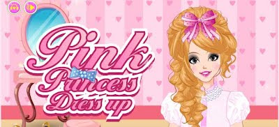 Permainan Berpakaian Putri Cantik