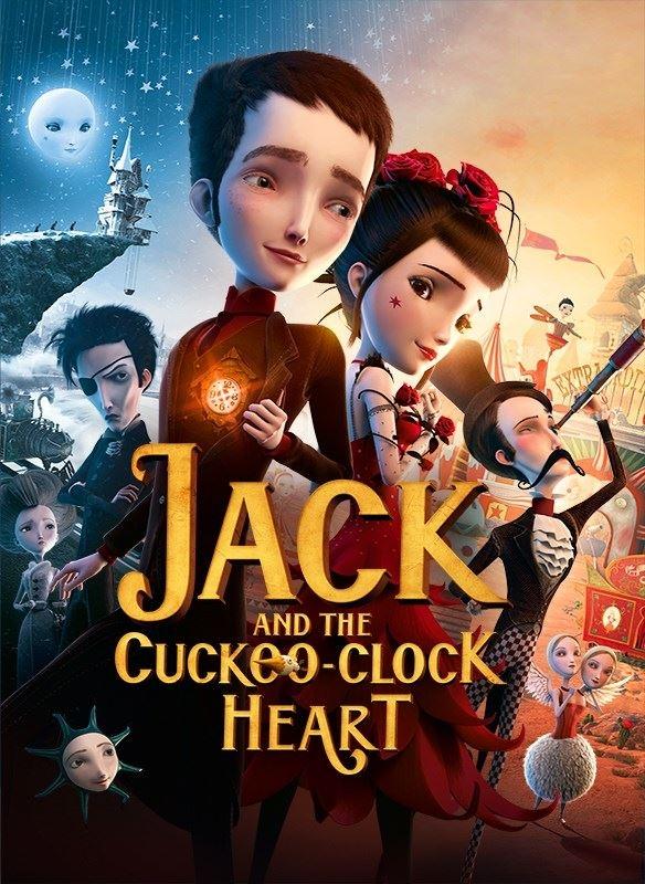 Trái Tim Không Được Yêu - The Boy with the Cuckoo Clock Heart (2014)