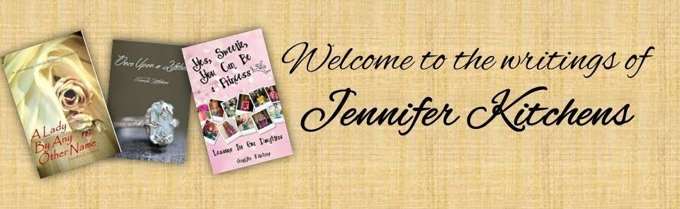 Jennifer Kitchens Author