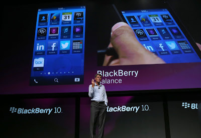 blackberry 10 launch and specifications