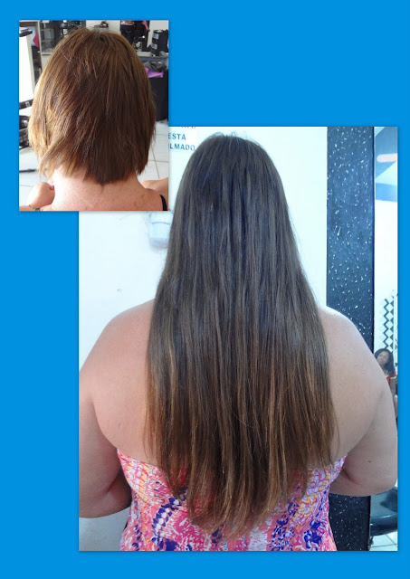 megaem cabelos curtos