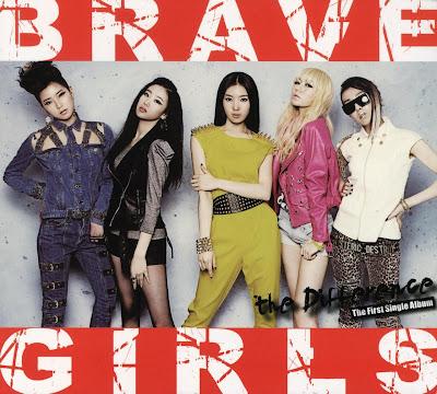 Brave Girls Kpop