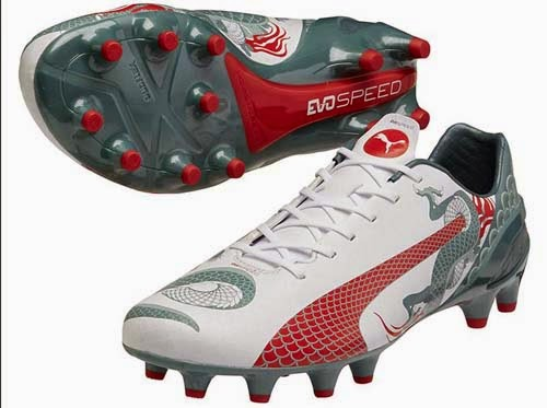 Puma evoSPEED 1.3 with Dragon Graphic