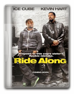 Ride Along HDRip Legendado
