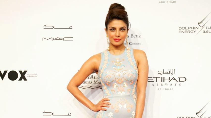 Sexy-Priyanka-Chopra-Abu-Dhabi-film-festival