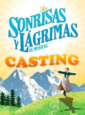 Casting infantil para Sonrisas y Lágrimas.