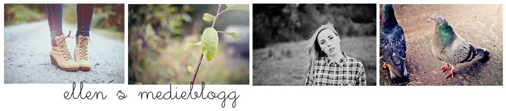 Ellen´s medieblogg