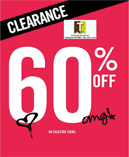 La Senza Semi Annual Clearance Sale Further Markdown 2013