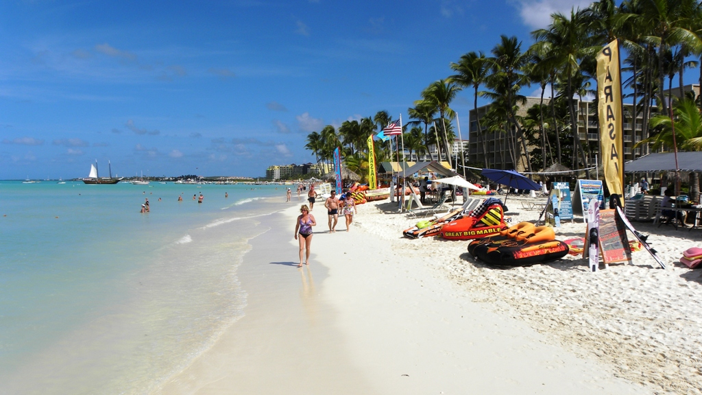 Palm Beach Aruba  city pictures gallery : ... Dancing Amusement Parks: Water sports and fun on Palm Beach, Aruba