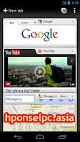 Web browser cepat dan terbaik