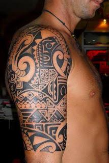 Tribal Sleeve Tattoos, Tattooing