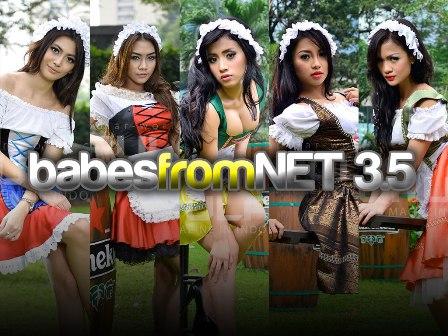 Download Koleksi lengkap Foto model sexy hot Koleksi Model Sexy Hot BFN Season 3.5 | Chacy Luna, Cintya Febriana, Hani Putri, Nadya Chairunnisa, Thatha Emunds | www.insight-zone.com