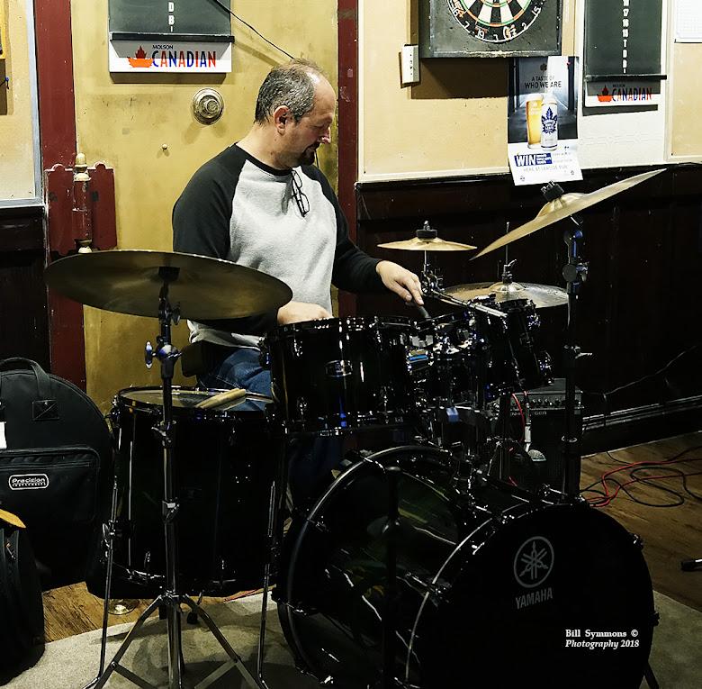 Jamie Aug's New Drumkit