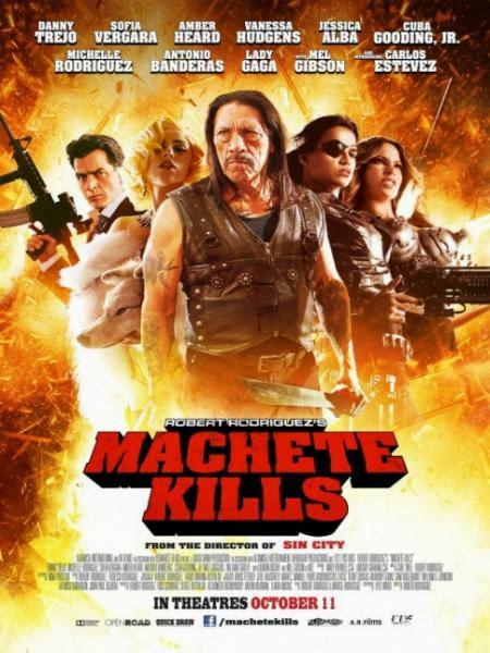 Machete Kills 2013 Cam 450mb