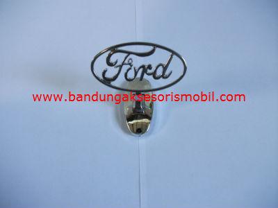 Logo Kap Mesin Ford Berdiri