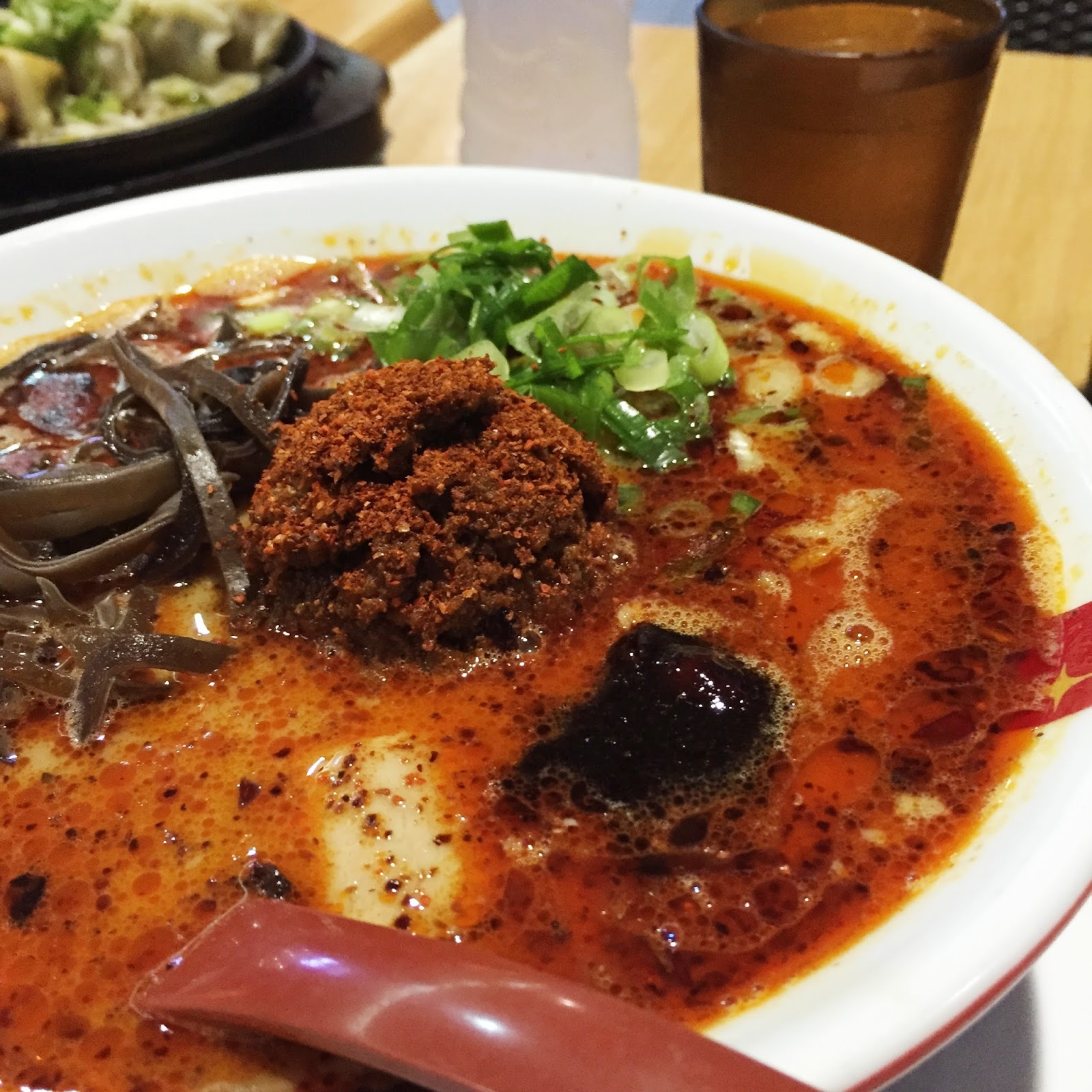 ramen nagi red king review