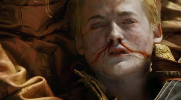 La muerte del rey Joffrey