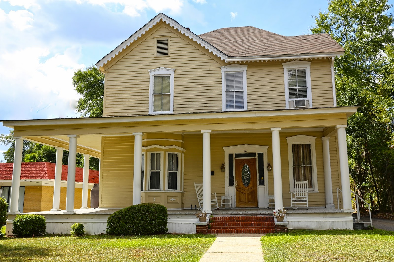 Sweet Southern Days: Historic Homes in Thomasville, Georgia