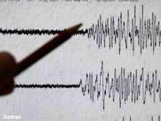Gempa 5.5 SR Kembali Mengguncang Aceh 18 Mei 2012
