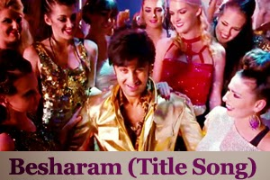 Besharam (Title Song)