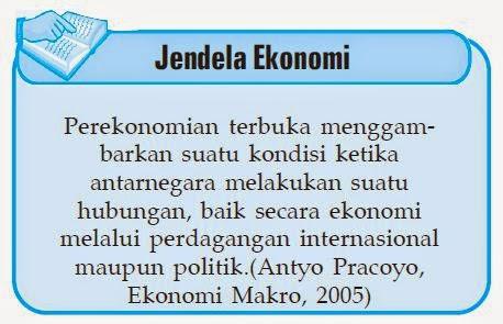 perekonomian terbuka