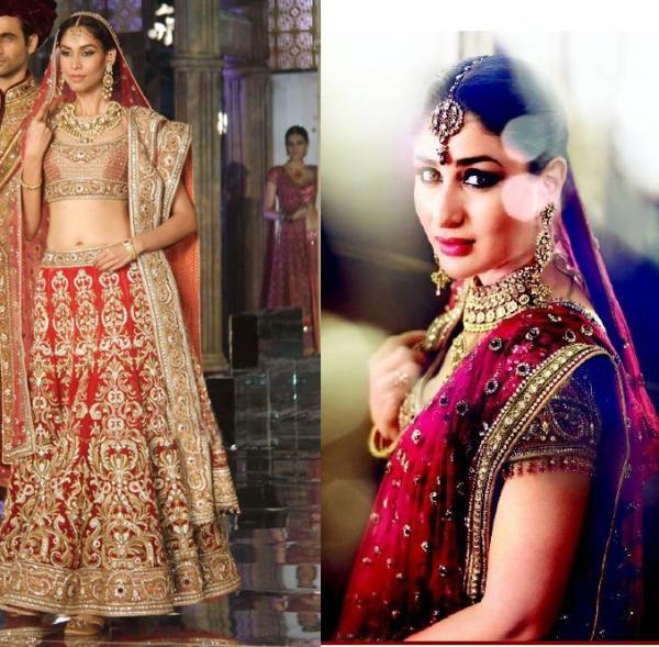 Latest Saree Designs: kareena kapoor in tarun tahiliani ...