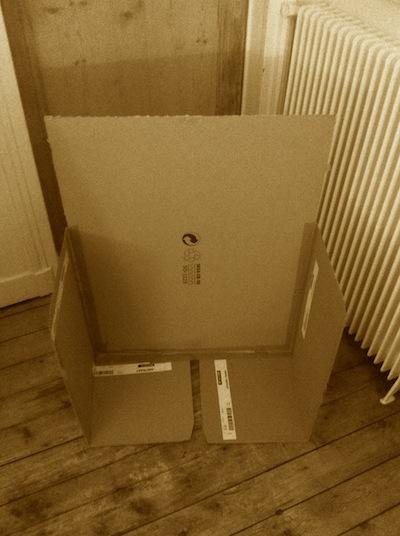un truc par jour truc n 699 cartonnez ce no l. Black Bedroom Furniture Sets. Home Design Ideas