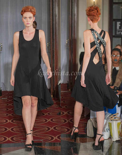Omar Mansoor London Fashion Week SS14