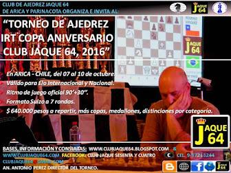 TORNEO IRT COPA ANIVERSARIO CLUBJAQUE 64 2016