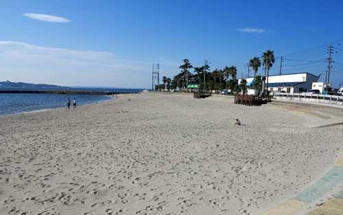 Sunset Beach, Himakajima, Aichi Prefecture.