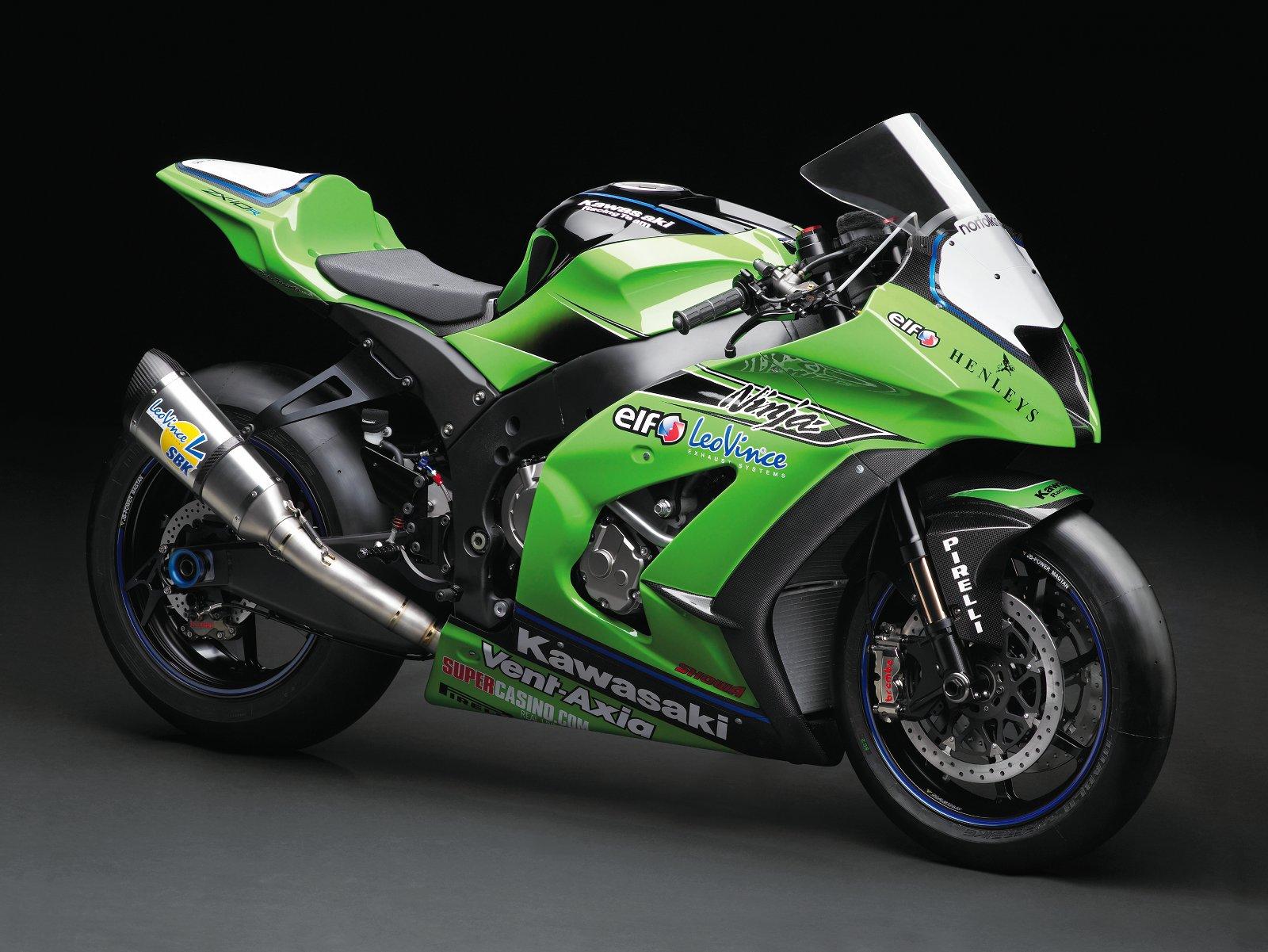 Kawasaki Ninja Zx10r 2011