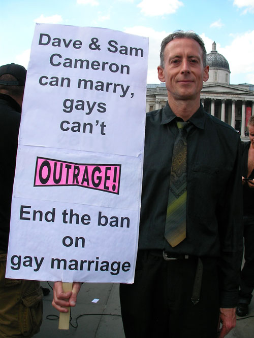 With the news that the Coalition 4 Marriage petition has passed the 300000