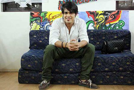 Kunwar Amar is a contemporary dancer from India. He was the Dance