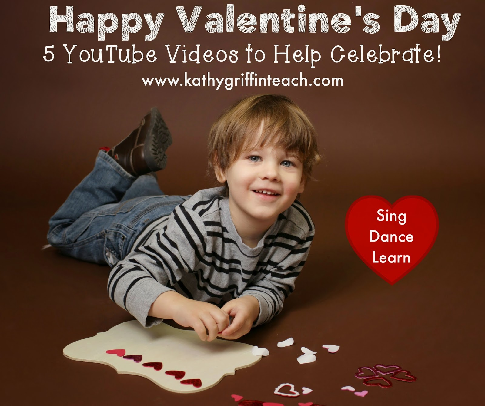 Kathy Griffin S Teaching Strategies Valentine S Day Songs On Youtube