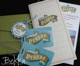 Stampin' Up! Incentive Trip to Prague