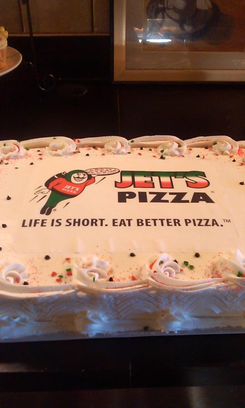 Cake Art Lawrenceville Hwy : CAFE AROMAS: Jet s Pizza Cake