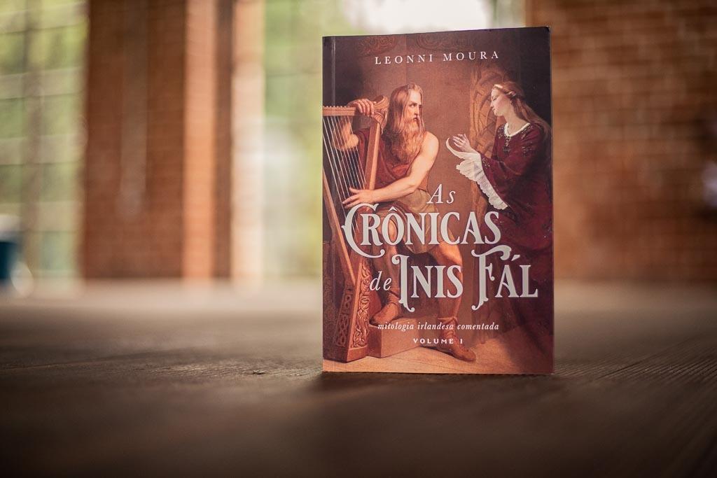 As Crônicas de Inis Fál: mitologia irlandesa comentada