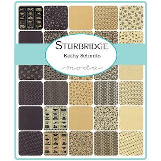 Moda STURBRIDGE Fabric by Kathy Schmitz for Moda Fabrics