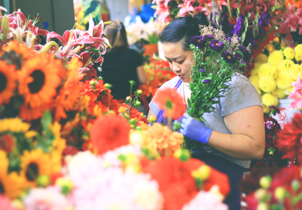 itbritt.com: Pike's Market's Floral Department.