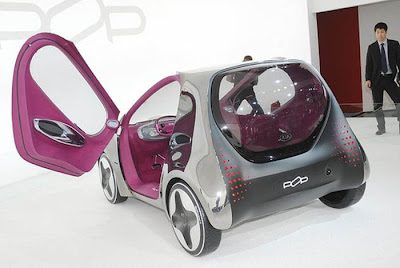 Beautiful  Future Car 2011