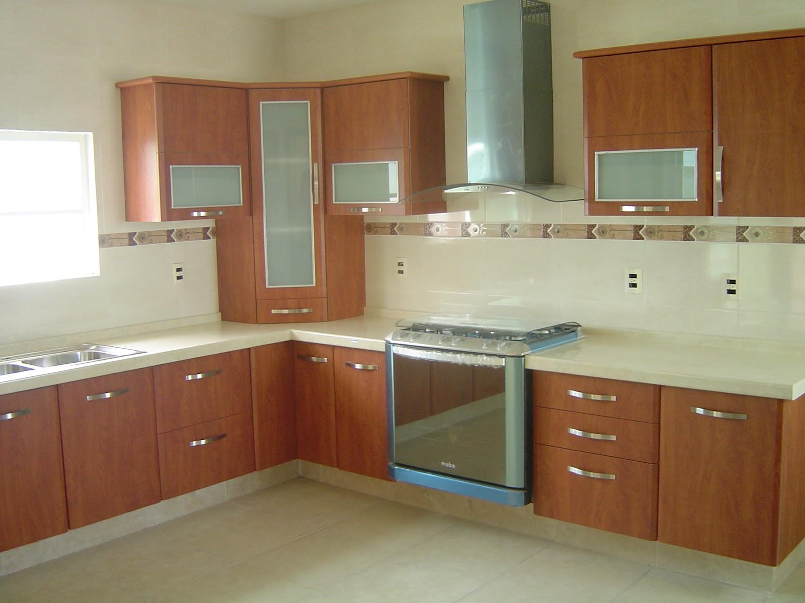 El encino for Modelos de pisos de cocina
