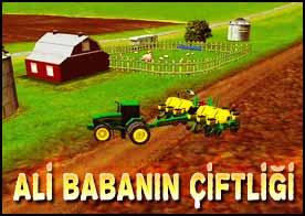 Ali Babanın Çiftliği Oyunkuzusu