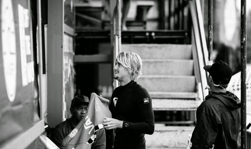 25 Vans World Cup of Sufing 2014 Beyrick De Vries Foto ASP
