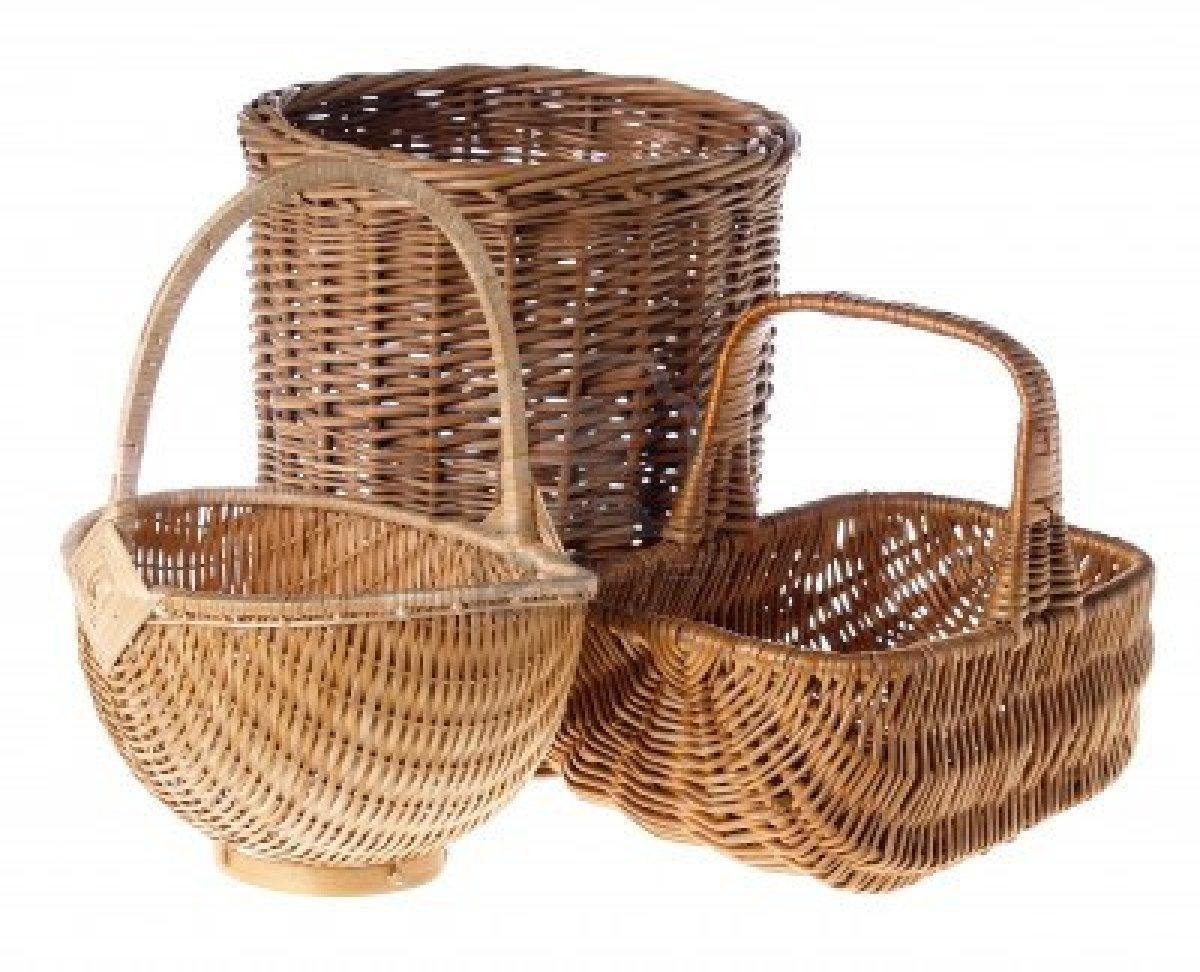 Simbolog a medio ambiental 1 exposici n del 3 periodo - Reciclar cestas de mimbre ...