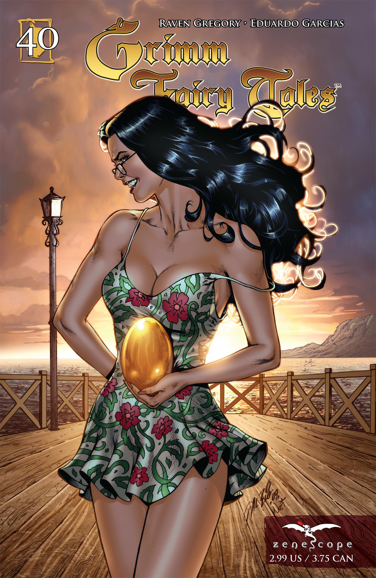 Grimm Fairy Tales (2005) Issue #40 #43 - English 1