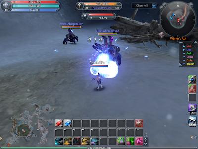 Scarlet Blade - Combat